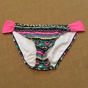 Malibu Bikini Bottoms Size Medium